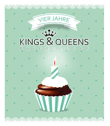 4 Jahre Kings & Queens